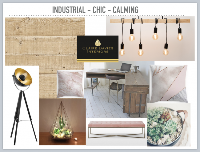 Industrial Design moodboard 2