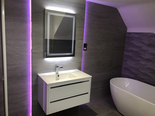 Claire Davies Interiors Cheshire Bathroom 3